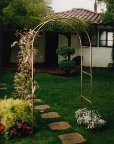 Арки для сада и огорода своими руками фото